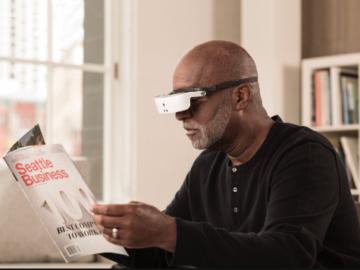 gafas para ciegos