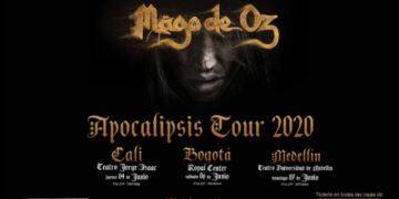 mago de oz apocalipsis tour